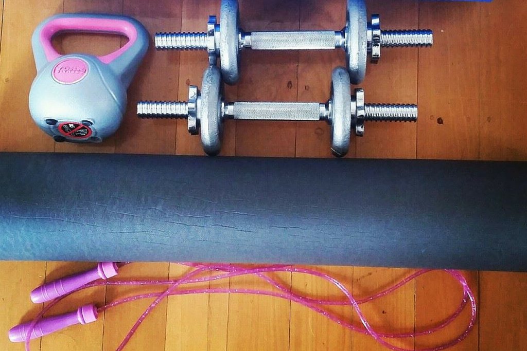Workout equipment for home exercise