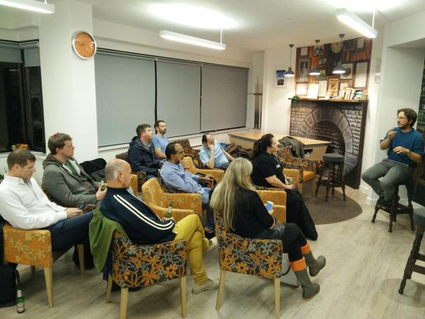 WooCommerce London Meetup Photo