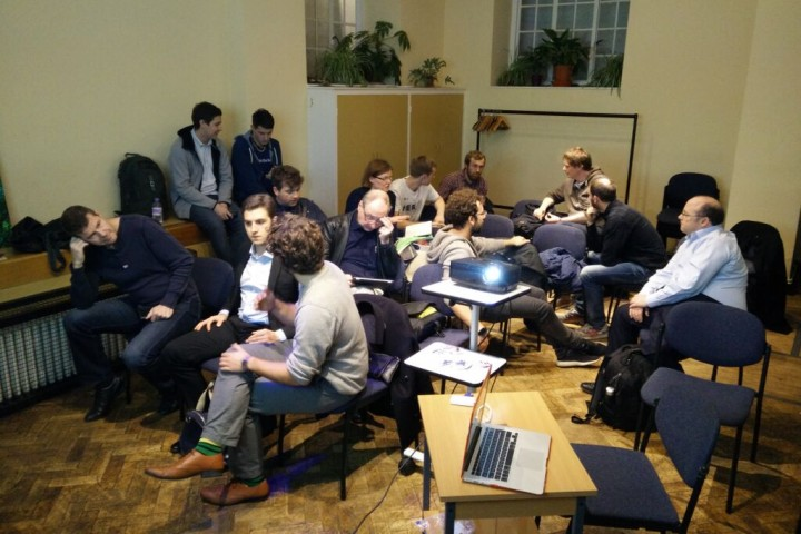 London WooCommerce Meetup November 2015